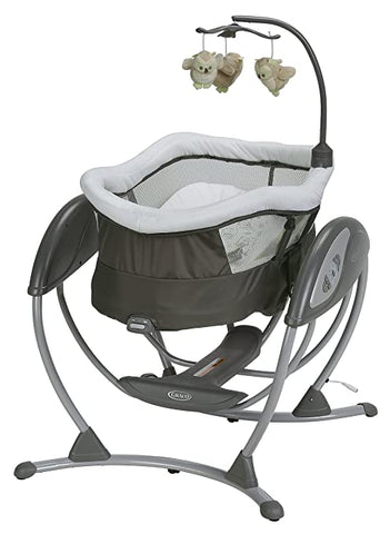 Graco DreamGlider Gliding Swing Percy