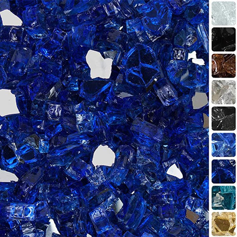 Celestial Fire Glass Reflective Tempered