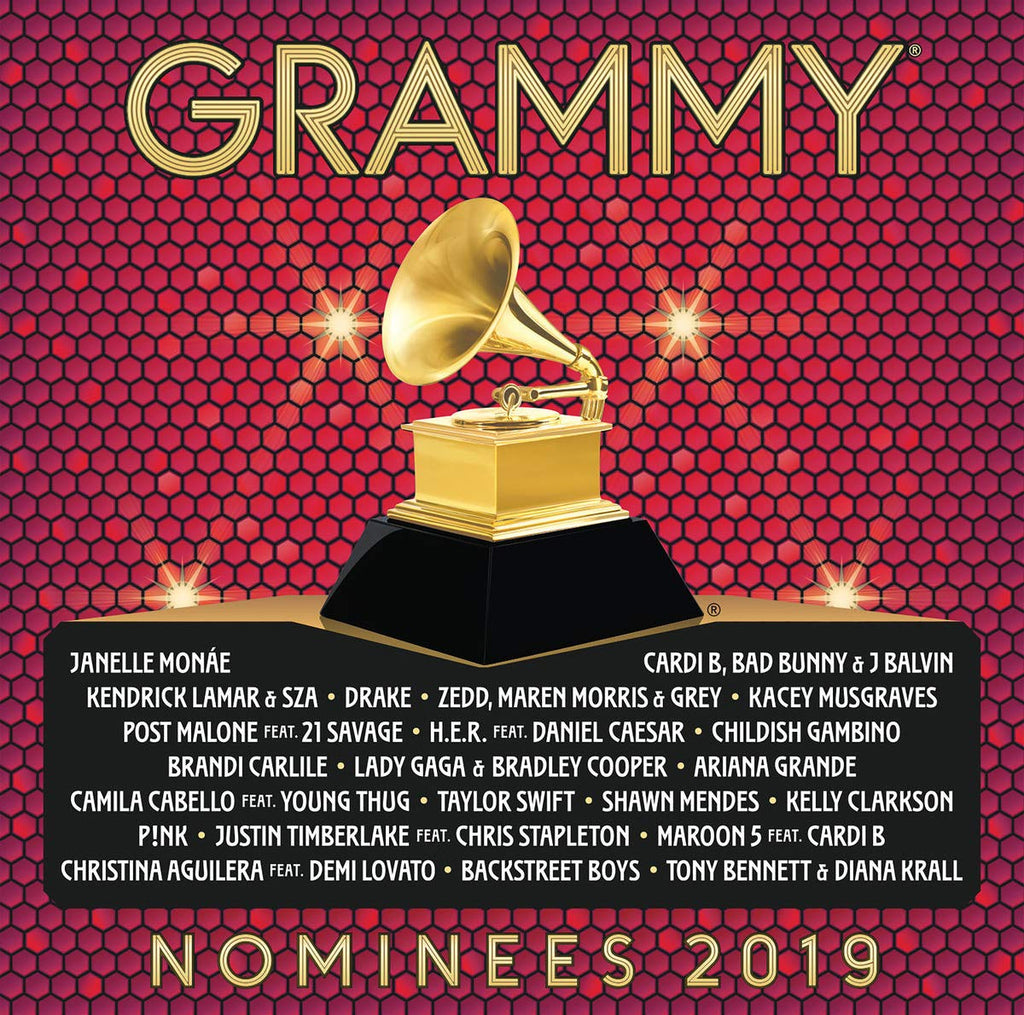 2019 GRAMMY Nominees Various Artists