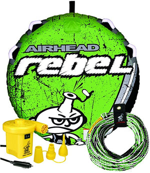Airhead Rebel Person Durable Towable