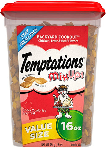 Temptations Backyard Cookout Holiday Present