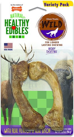 Nylabone Healthy Edibles Venison Natural