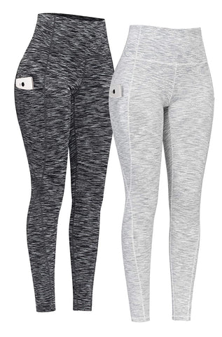 PHISOCKAT Pockets Control Workout Leggings