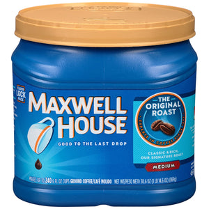 Maxwell House Coffee Original 30 6 Ounce