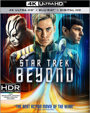 Star Beyond Digital Combo Blu ray
