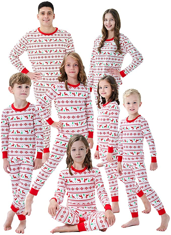 Dolphin Fish Christmas Children Sleepwear