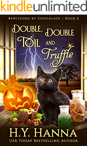 Double Truffle Bewitched Chocolate Mysteries ebook