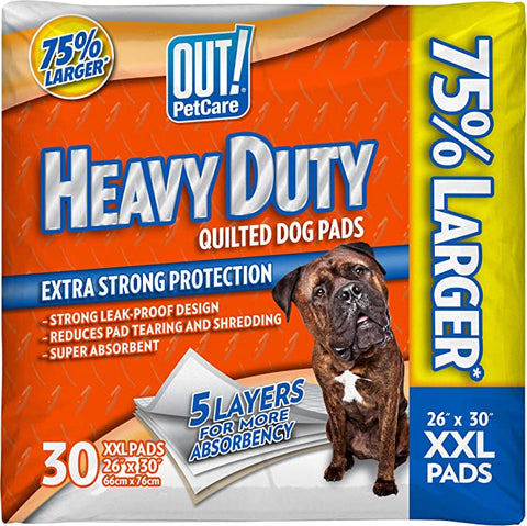 OUT Heavy Absorbent Training Inches