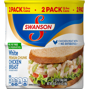 Swanson Premium White Chicken Breast