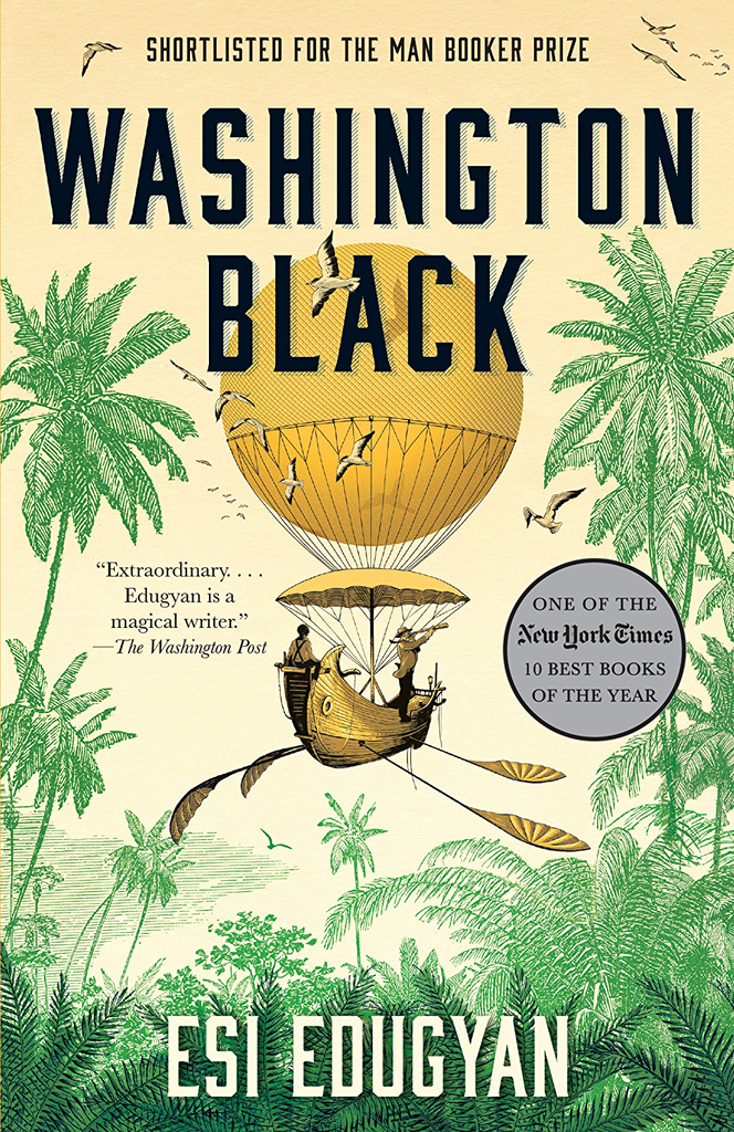 Washington Black novel Esi Edugyan ebook