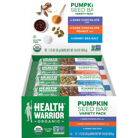 Health Warrior Organic Pumpkin Certified