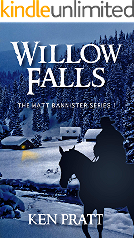Willow Falls Matt Bannister Western ebook