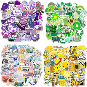 Stickers Computer Skateboard Waterproof Children