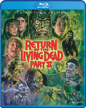 Return Living Dead 2 Blu ray