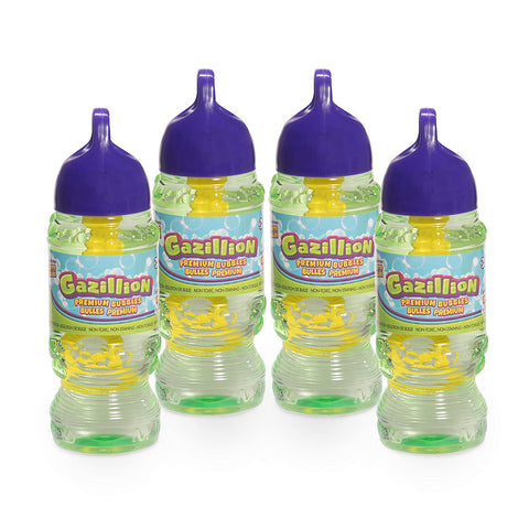 Gazillion Bubbles Solution oz Pack