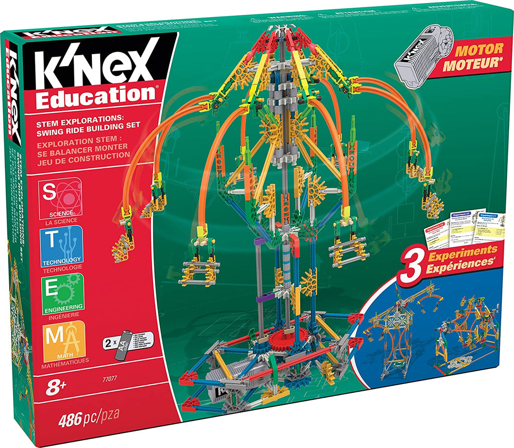 KNEX Education Explorations Building Engineering