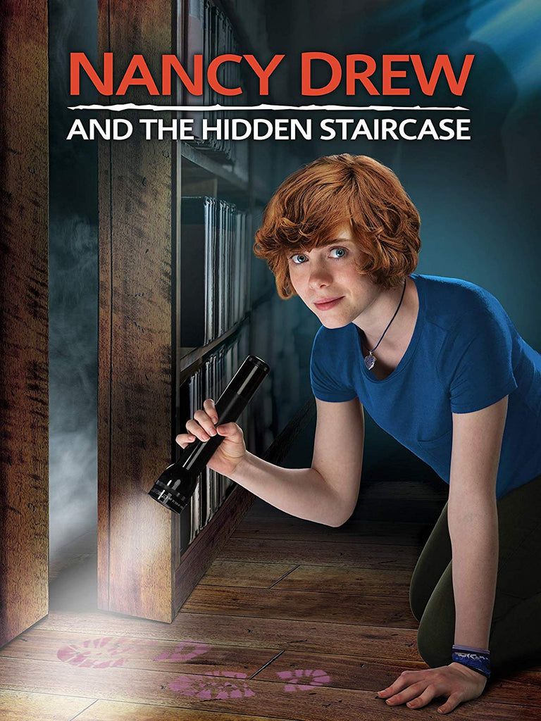Nancy Hidden Staircase Sophia Lillis