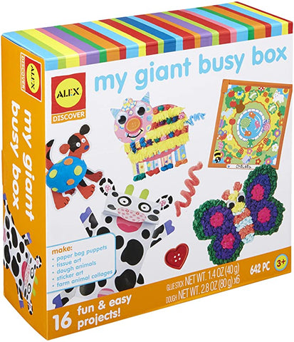 ALEX Discover Giant Busy Craft