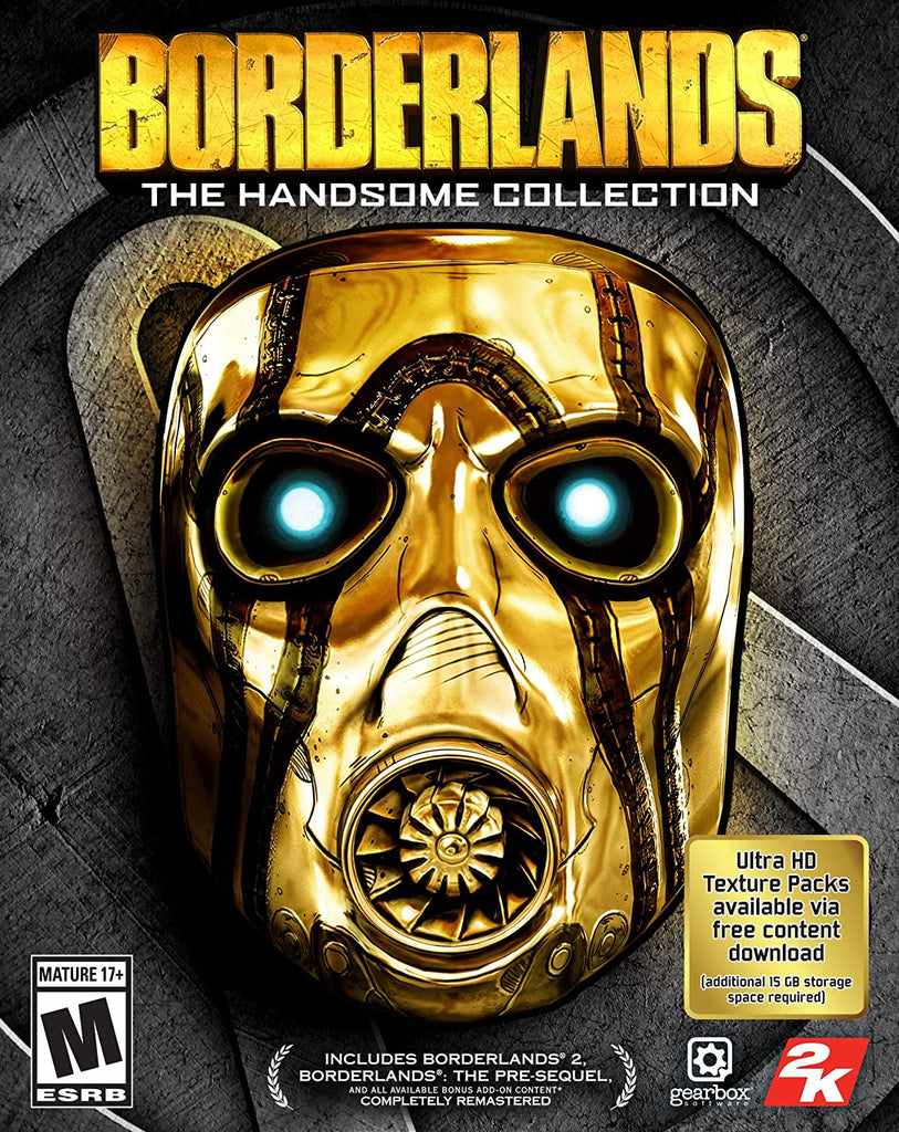 Borderlands Handsome Collection Online Game