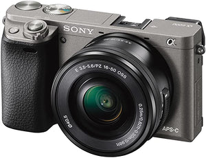 Sony Mirrorless Digital Graphite ILCE 6000L