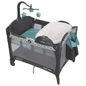 Graco Portable Changer Playard Affinia