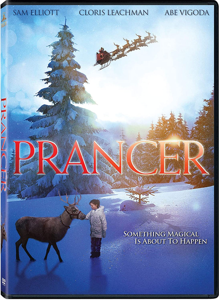 Prancer Sam Elliott
