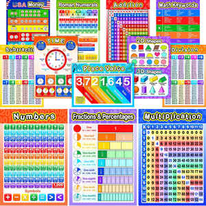 Blulu Educational Elementary Multiplication Subtraction