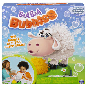 Bubbles Bubble Blasting Interactive Sneezing Sheep