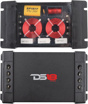 DS18 PRO CFX Two Way Passive Crossover