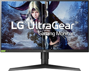 LG 27GL83A B Ultragear Compatible Monitor