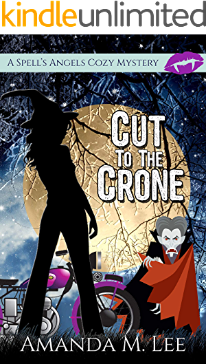 Crone Spells Angels Cozy Mystery ebook