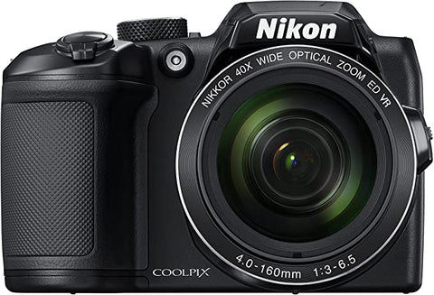Nikon COOLPIX Digital Camera Black