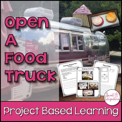 Project Based Learning Open Truck