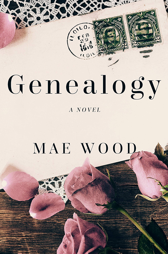 Genealogy novel Mae Wood ebook