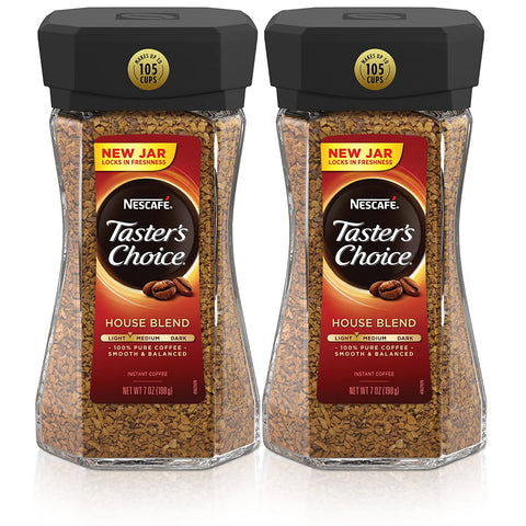 Tasters Choice Nescafe Instant Coffee