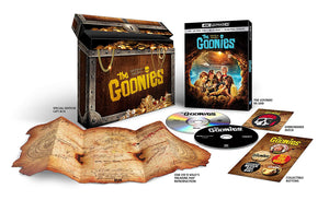 Goonies Exclusive Giftset Blu ray Digital