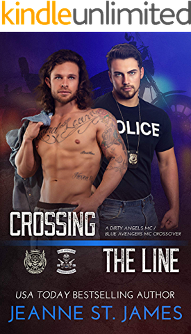 Crossing Line Angels Avengers Crossover ebook