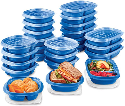 Image of Rubbermaid 2117365 TakeAlongs Storage Containers