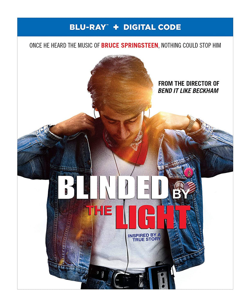 Blinded Light Blu ray Tory Metzger