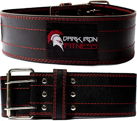 Dark Iron Fitness Genuine Leather