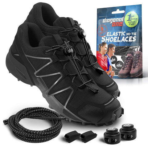 Elastic Shoe Laces Adults Kids
