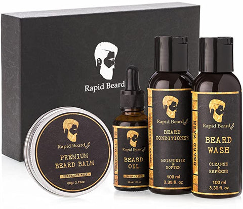 Beard Grooming kit Care Leave