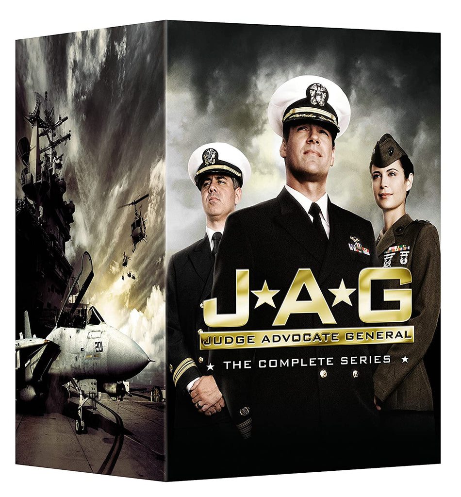 JAG Complete David James Elliott