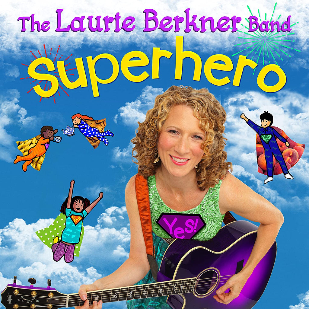Superhero Laurie Berkner Band