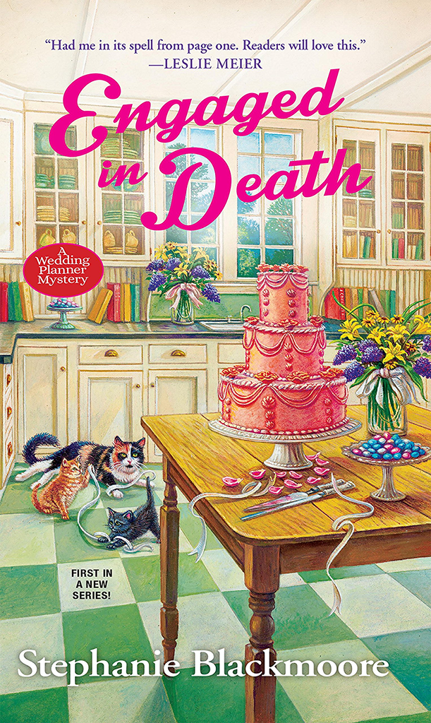 Engaged Death Wedding Planner Mystery ebook
