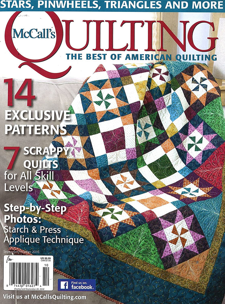 Subscription Services LLC McCalls Quilting