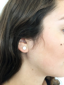 Serendipity Studs- Sterling Silver