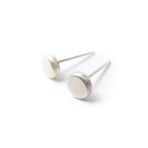 Serendipity Studs: Sterling Silver