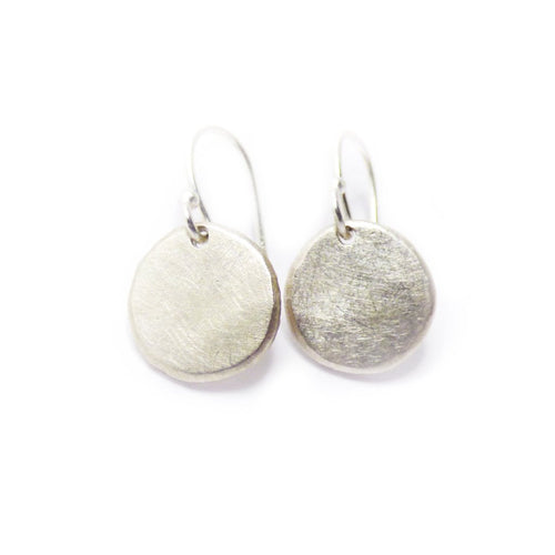 Serendipity Dangle Earrings: Sterling Silver