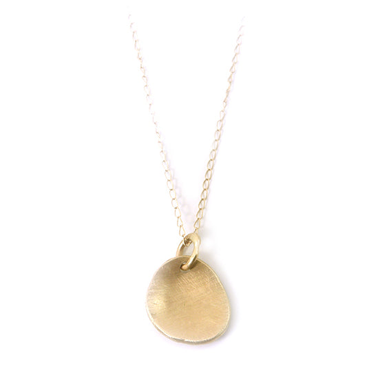 Serendipity Necklace: 14k Gold